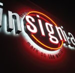 Insignia Custom Neon Sign