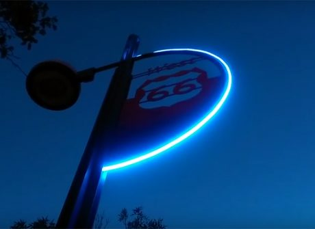 led neon flex projects